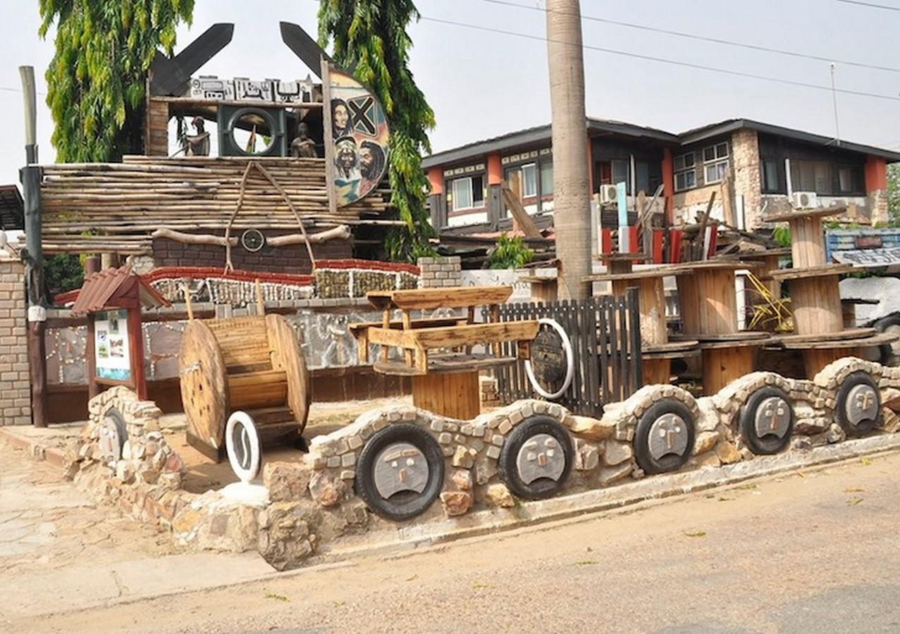 Wheel Story House, Ghana - Sheet2