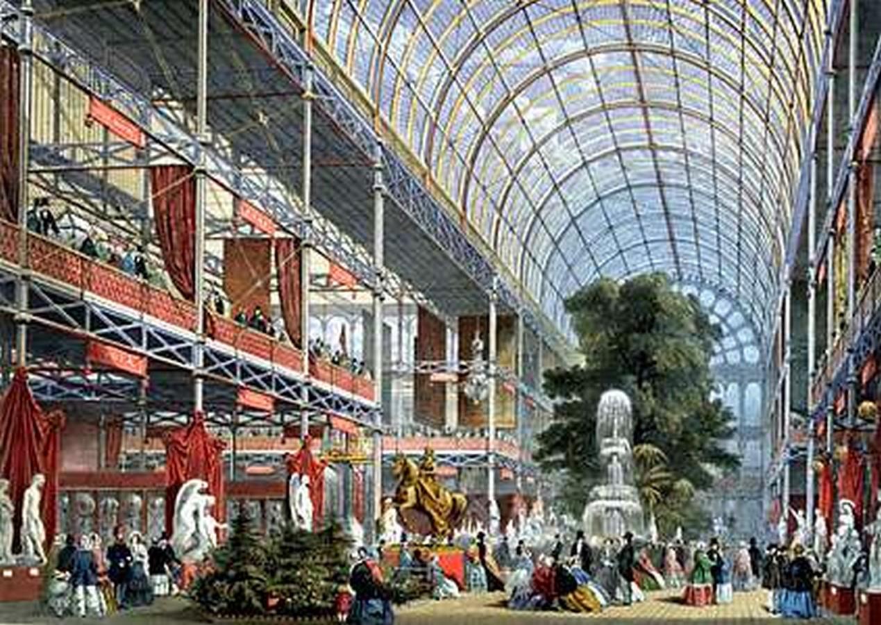 Crystal Palace, John Paxton (1851-1936) - Sheet2