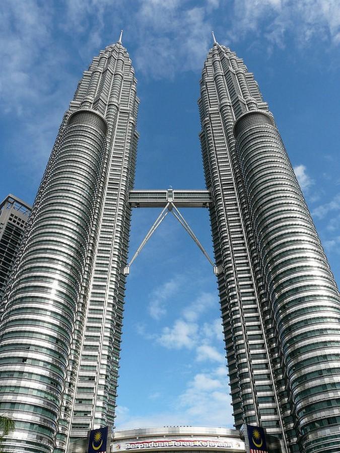 Petronas Towers- Kuala Lumpur - Sheet1