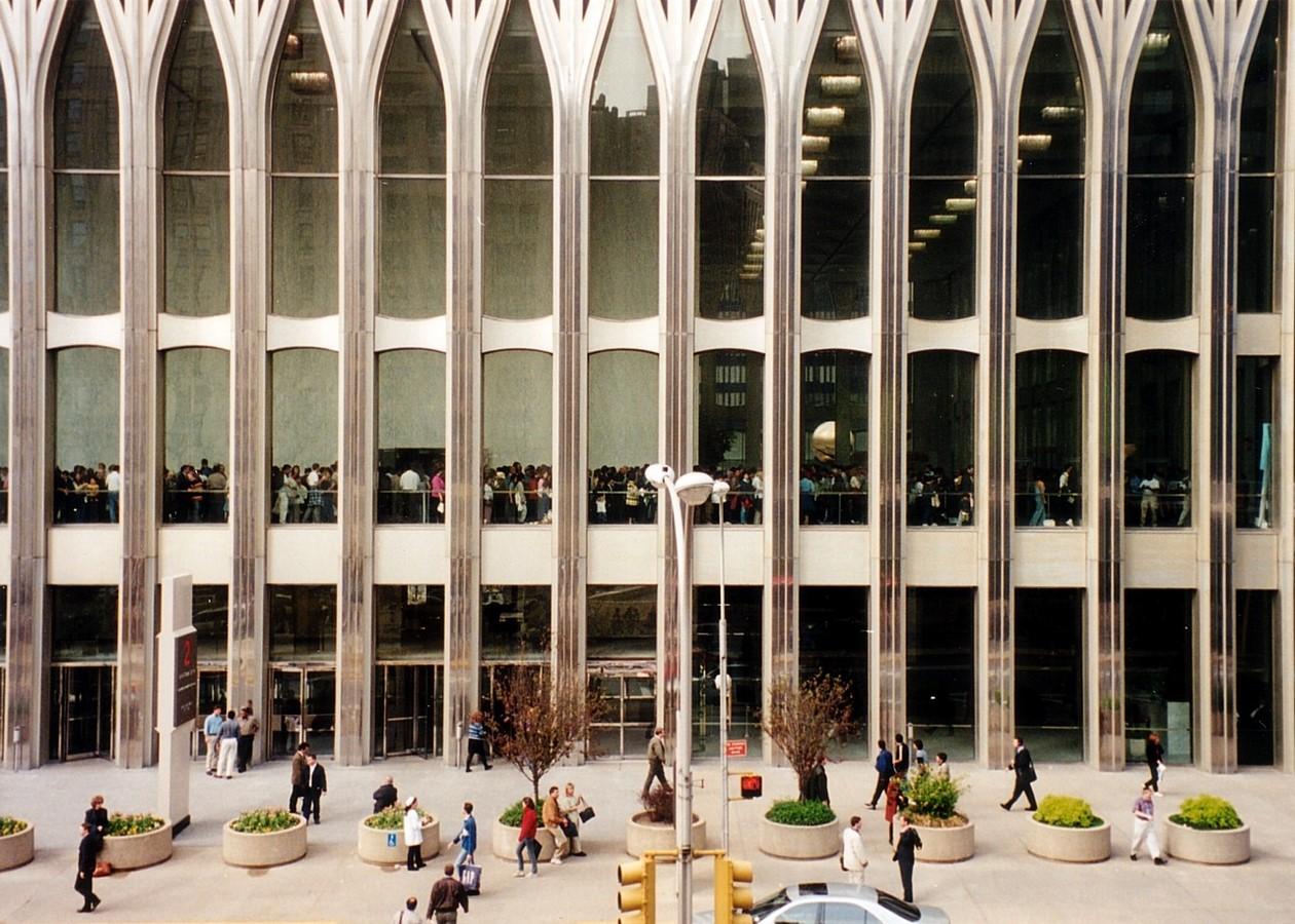 World Trade Centre- Minoru Yamasaki (1972–1974) - Sheet2