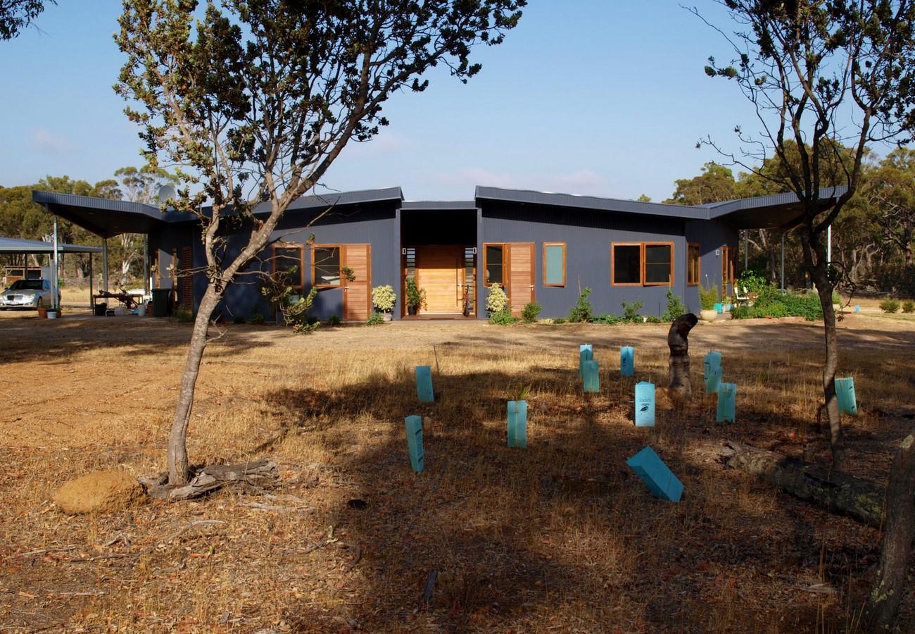 Dinninup 'Hexagon' House - Sheet2