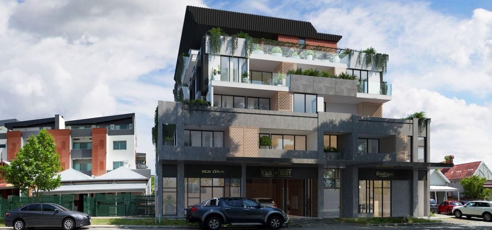 Money Street Apartments - Sheet1