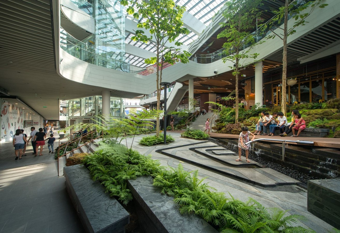 Importance of balancing indoor and outdoor spaces - Sheet5