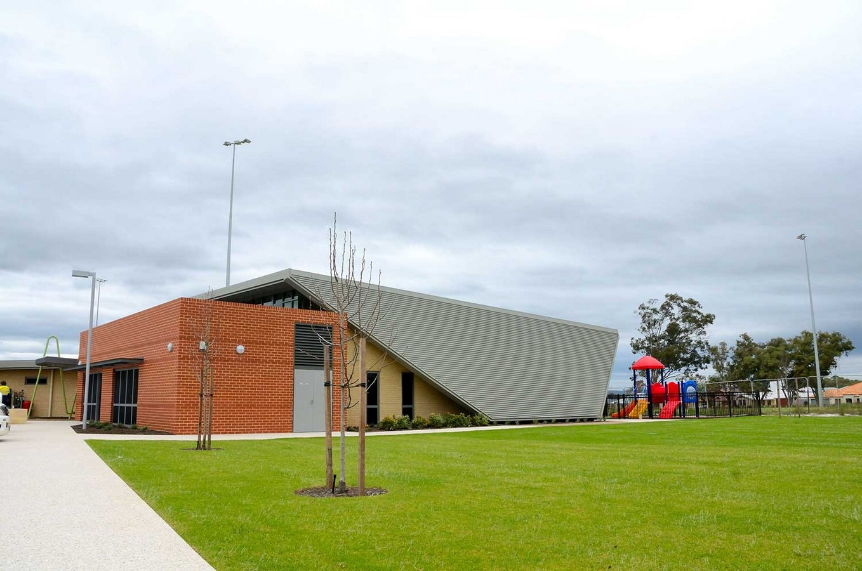 Aveley Community Building, Aveley - Sheet1