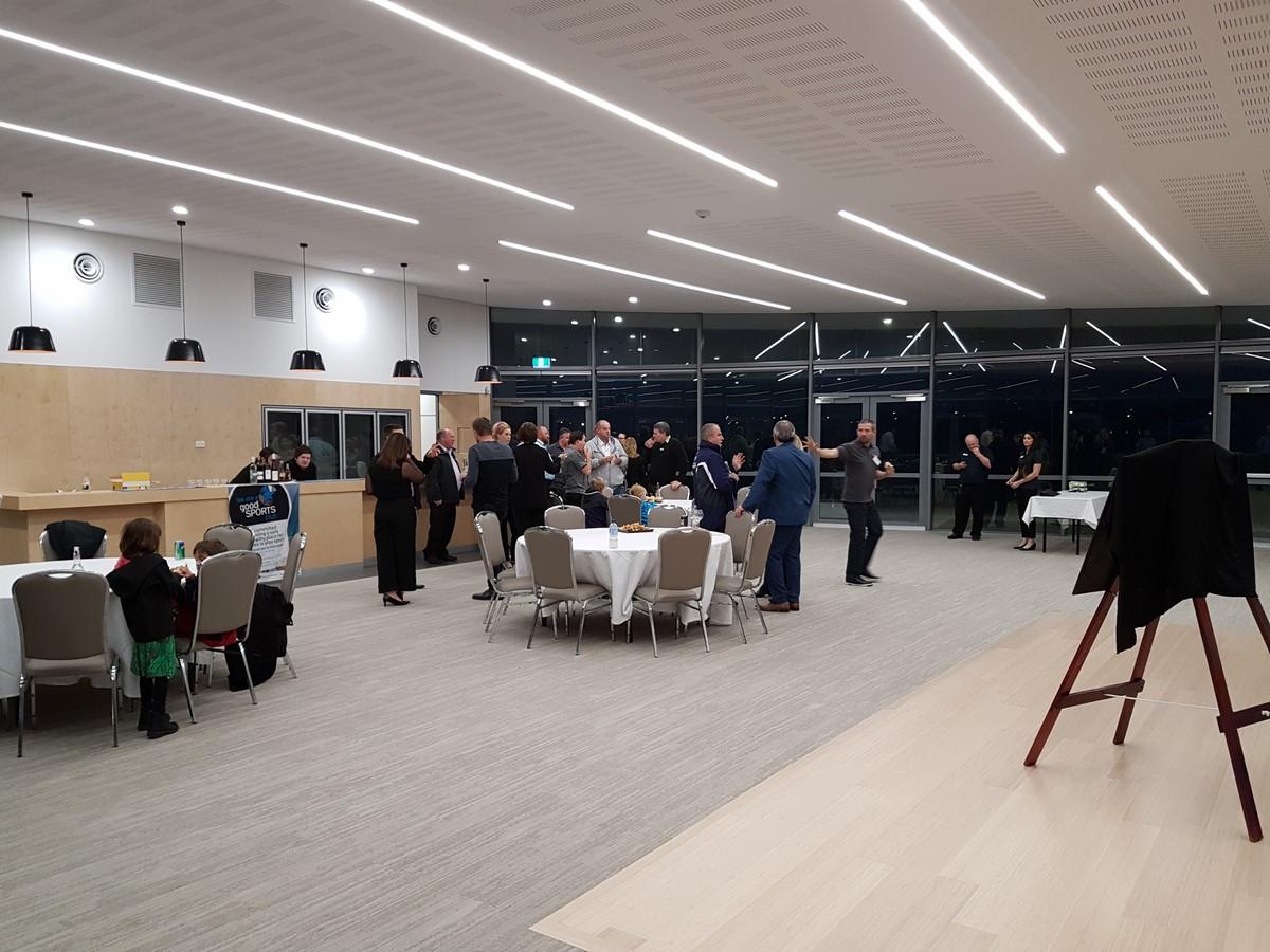 Golden Bay Sports Pavilion, Perth - Sheet3