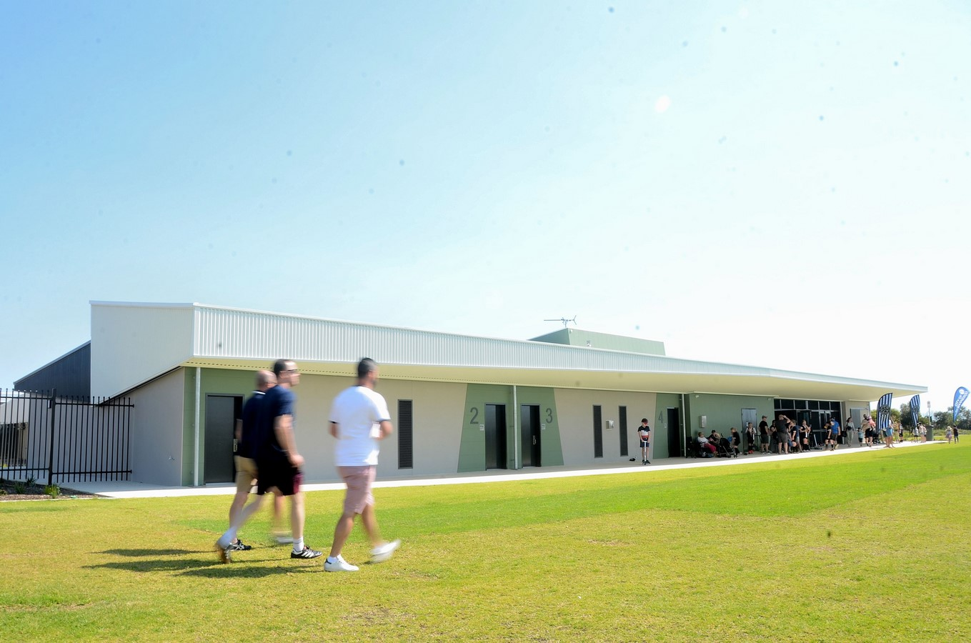 Grandis Park Sports Pavilion, Banksia Grove905 - Sheet1