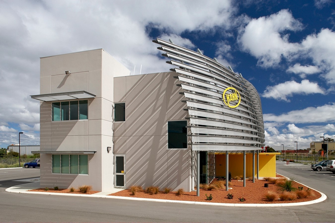 Hahn Electrical Office and Warehouse, Perth - Sheet1