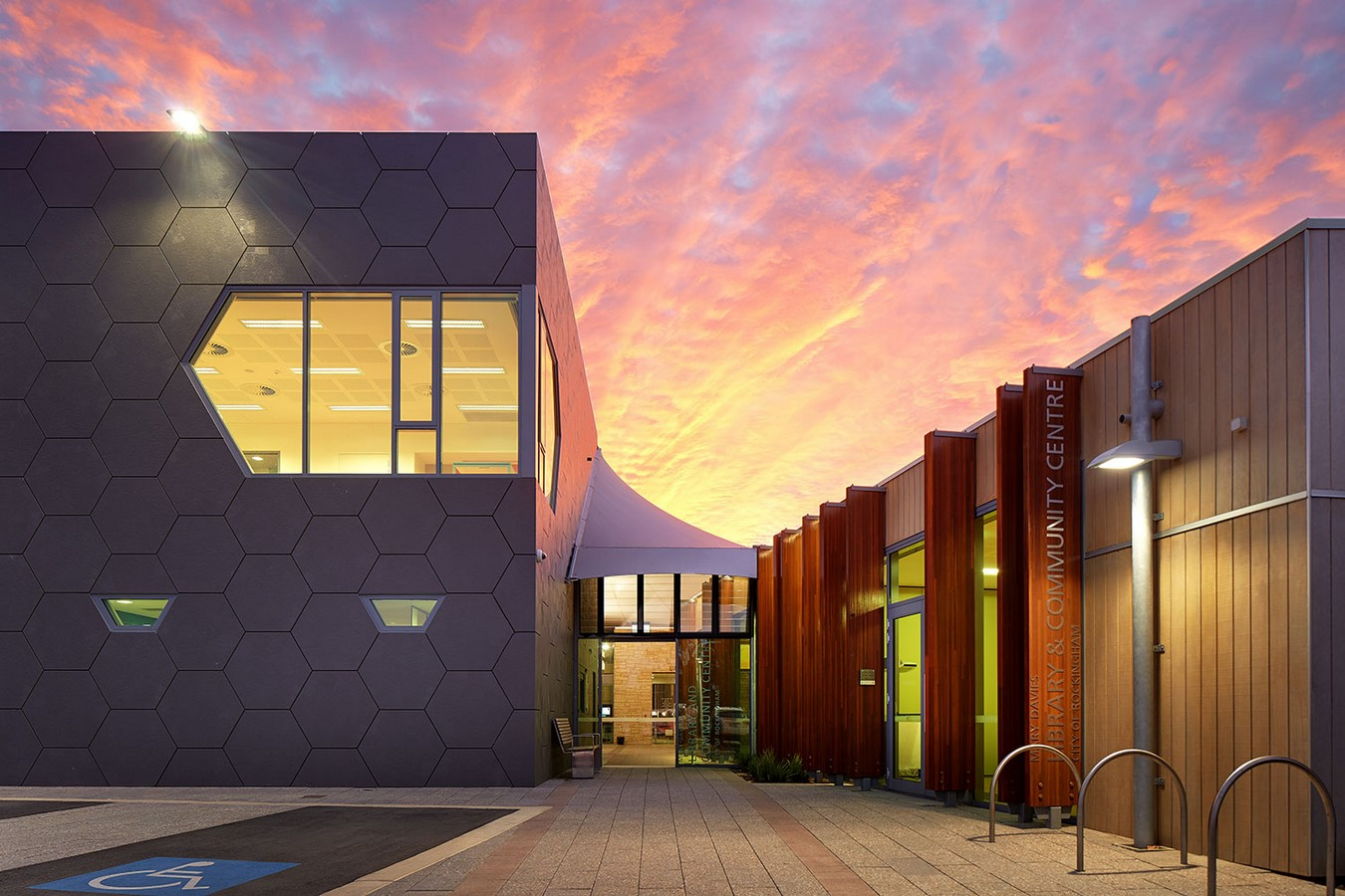 Mary Davies Library and Community Centre, Baldivis - Sheet2
