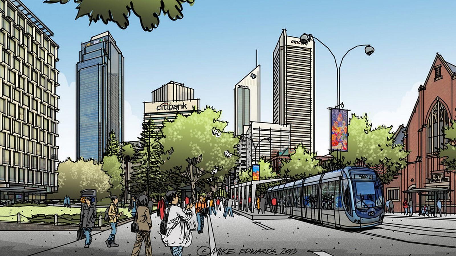 Perth Light Rail - Sheet1