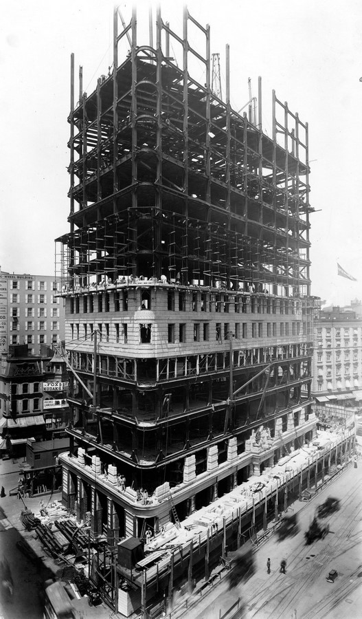 10 Things you did not know about The Flatiron Building - Sheet1