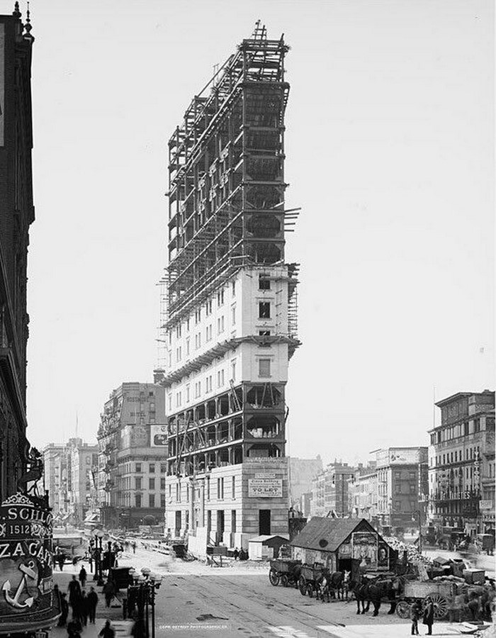 10 Things you did not know about The Flatiron Building - Sheet10