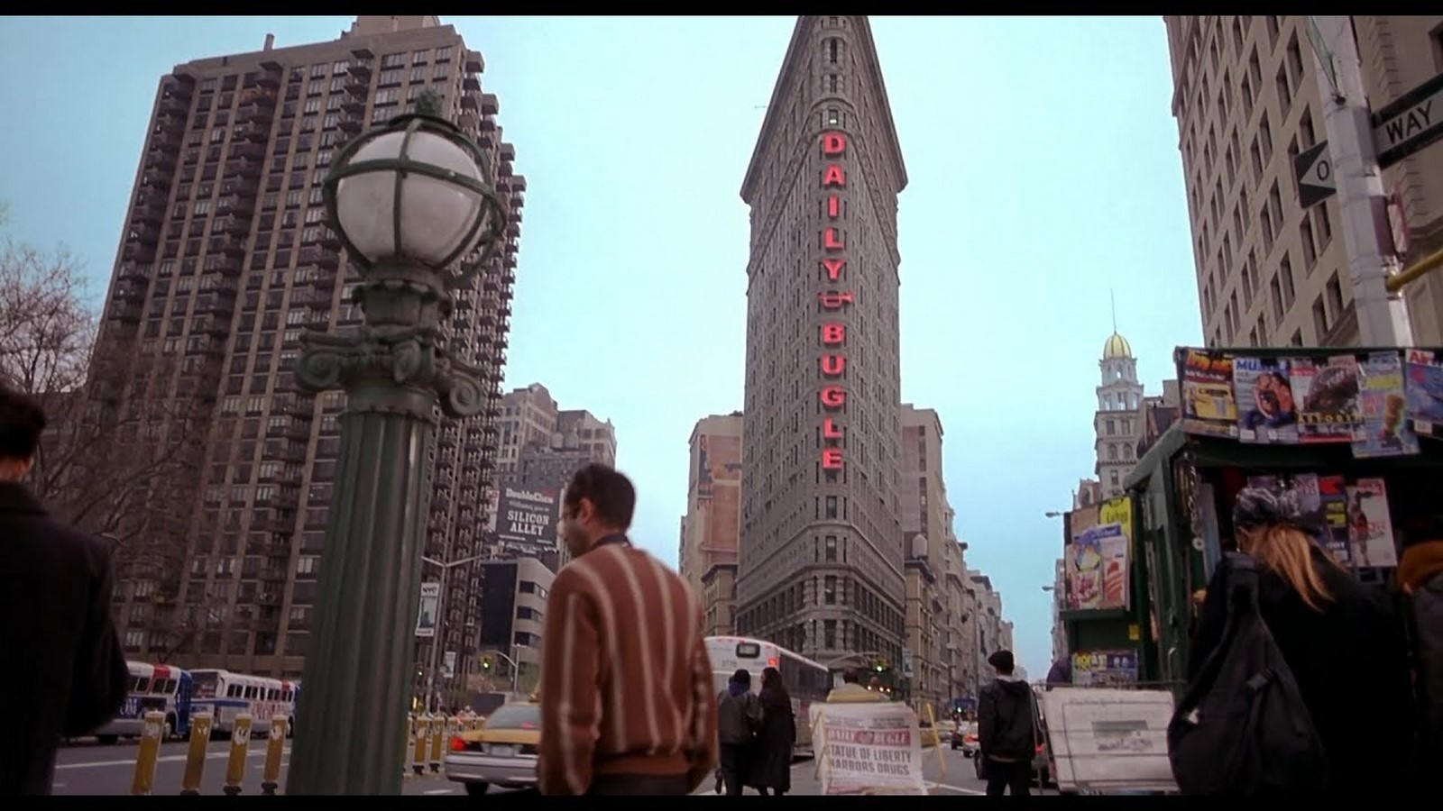 10 Things you did not know about The Flatiron Building - Sheet12