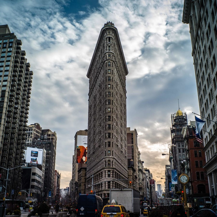10 Things you did not know about The Flatiron Building - Sheet2