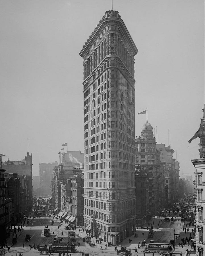 10 Things you did not know about The Flatiron Building - Sheet4