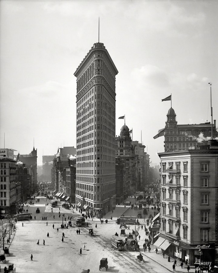 10 Things you did not know about The Flatiron Building - Sheet6