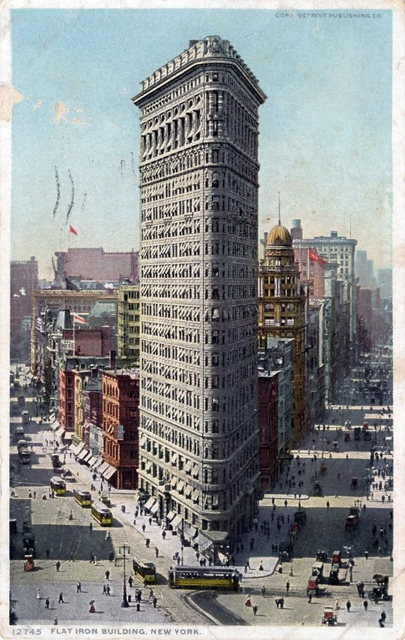 10 Things you did not know about The Flatiron Building - Sheet7