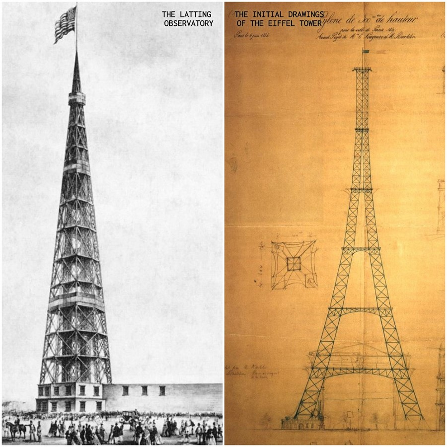 10 Things you did not know about Eiffel Tower - Sheet10