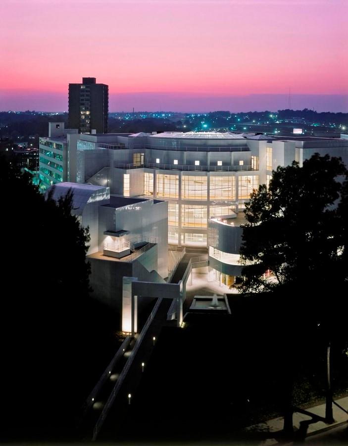 High Museum of Art by Richard Meier- The Architect as Designer and Artist - Sheet3