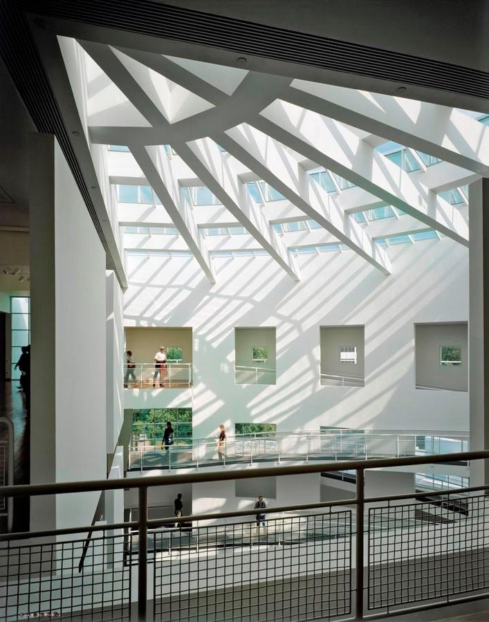 High Museum of Art by Richard Meier- The Architect as Designer and Artist - Sheet5
