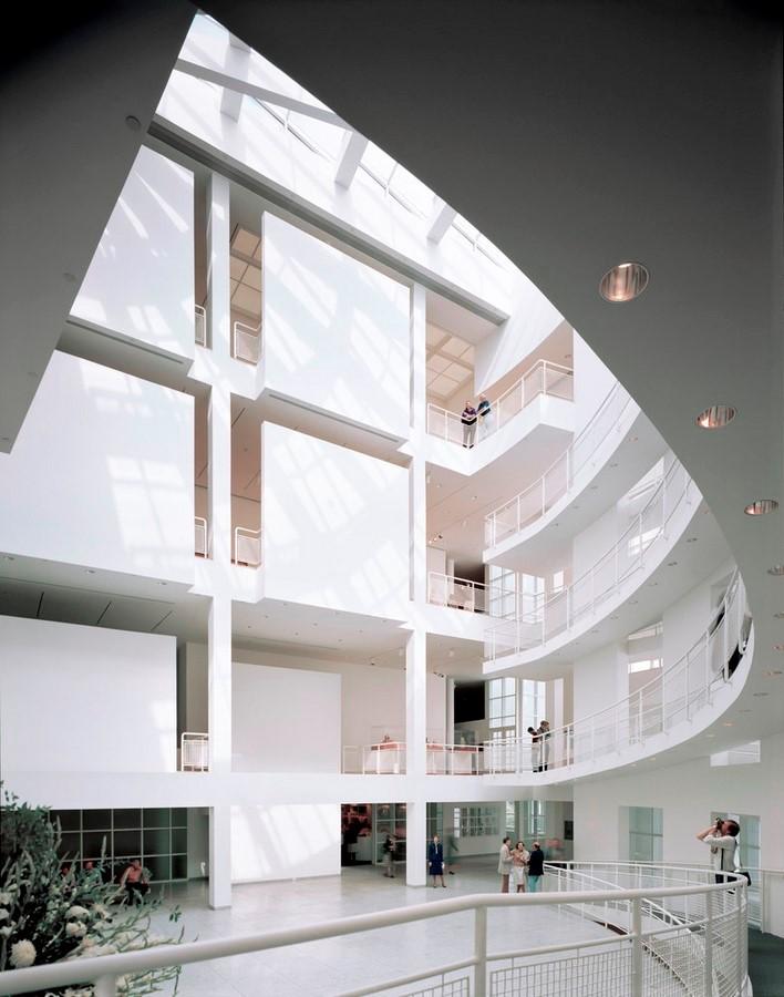 High Museum of Art by Richard Meier- The Architect as Designer and Artist - Sheet6