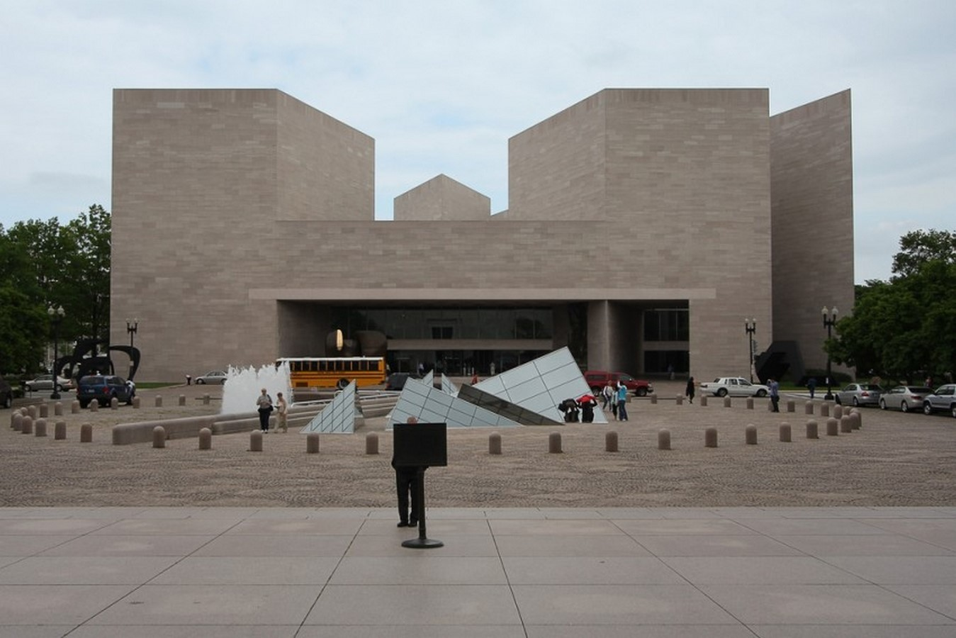 National Gallery of Art, East Building by I.M.Pei- A symbol of American democracy - Sheet1