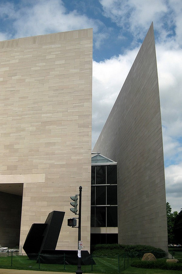 East Building by I.M.Pei- A symbol of American democracy - Sheet12