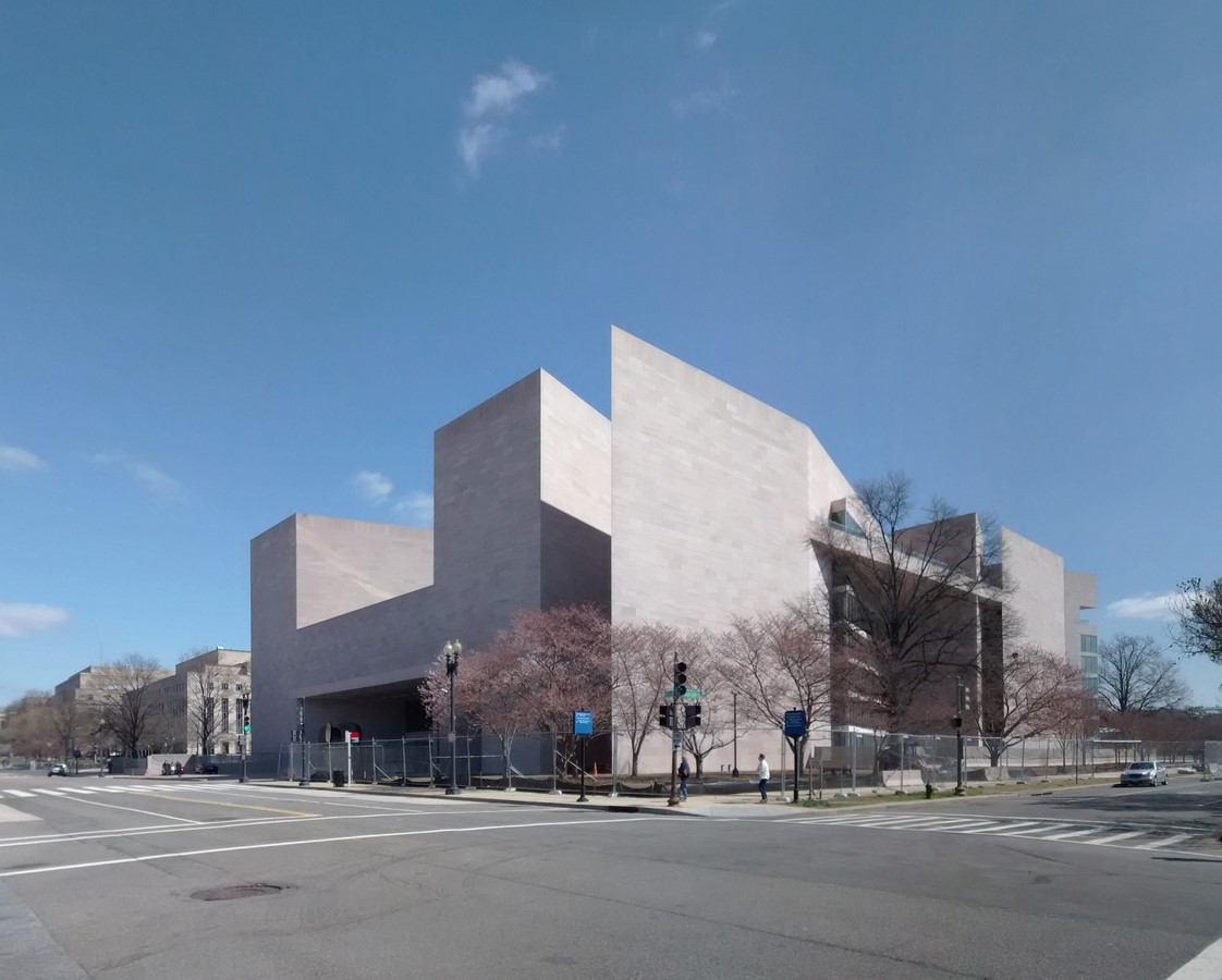 East Building by I.M.Pei- A symbol of American democracy - Sheet14
