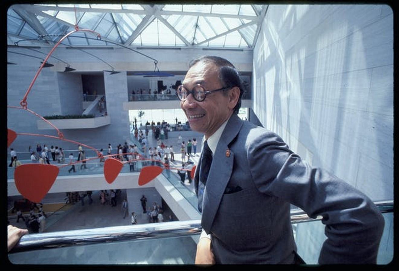 National Gallery of Art, East Building by I.M.Pei- A symbol of American democracy - Sheet2