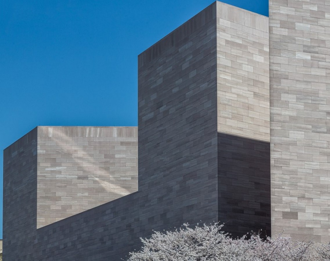 National Gallery of Art, East Building by I.M.Pei- A symbol of American democracy - Sheet3