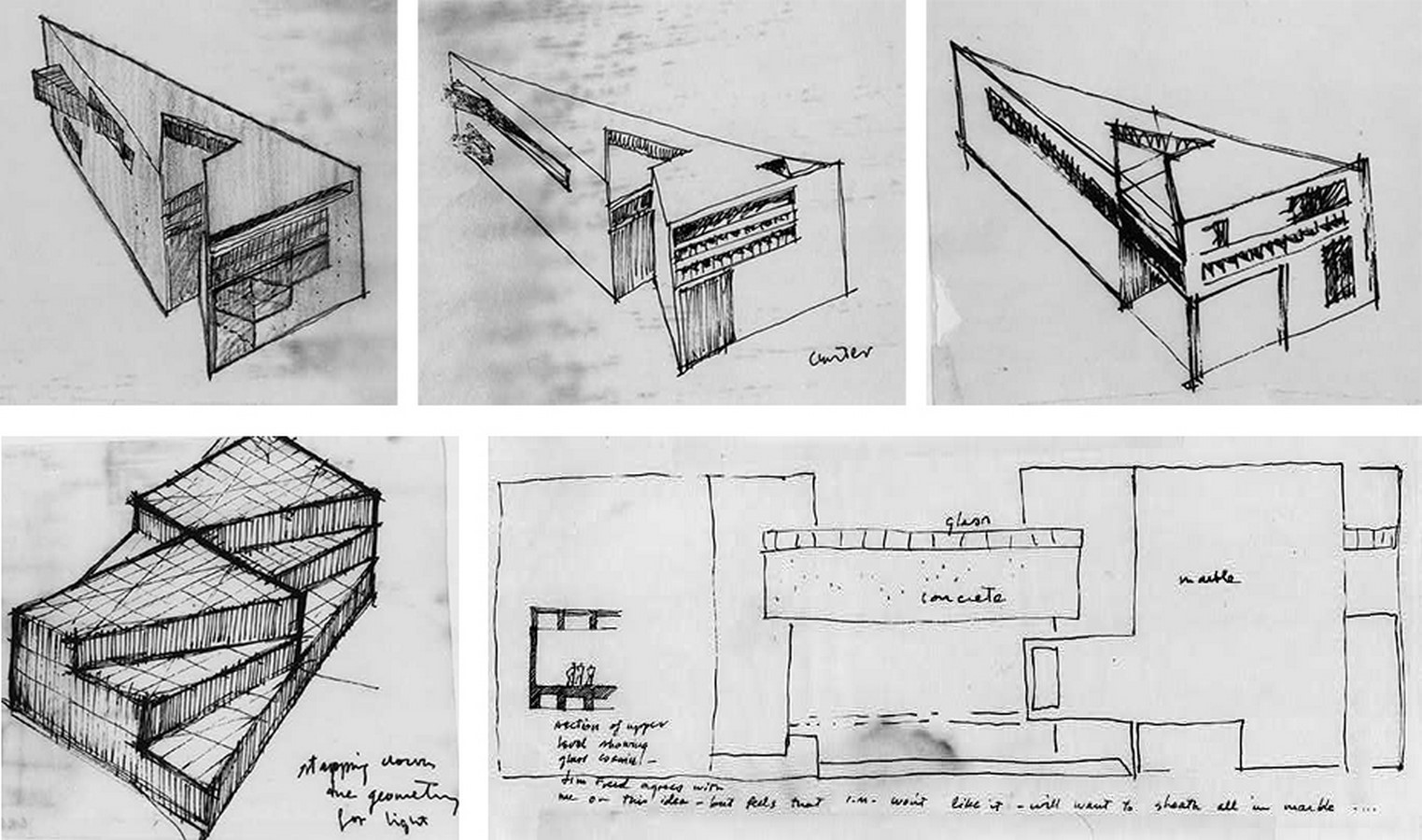 National Gallery of Art, East Building by I.M.Pei- A symbol of American democracy - Sheet6