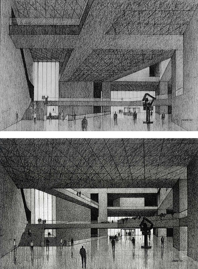 National Gallery of Art, East Building by I.M.Pei- A symbol of American democracy - Sheet7
