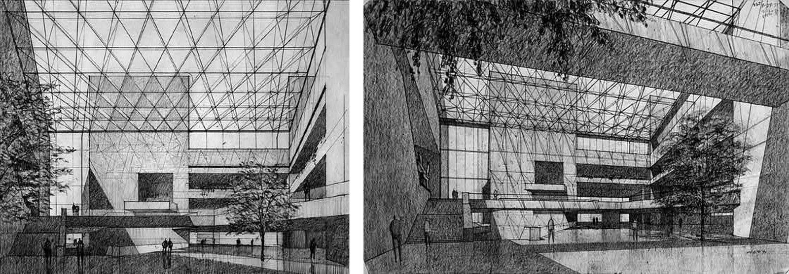 National Gallery of Art, East Building by I.M.Pei- A symbol of American democracy - Sheet8