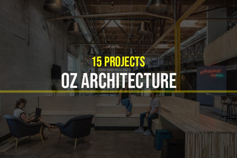 Oz Architecture – 15 Iconic Projects