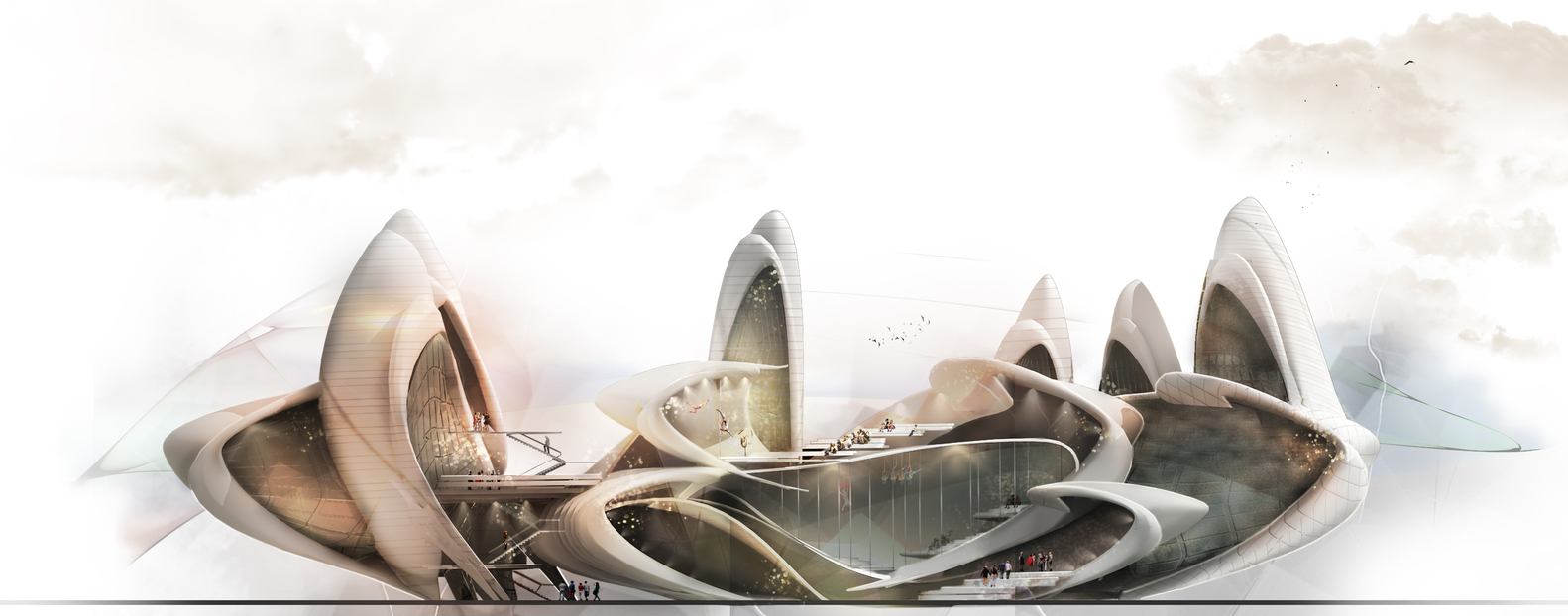 8 Conceptual Biomimicry projects that did not see the light of day - Sheet19
