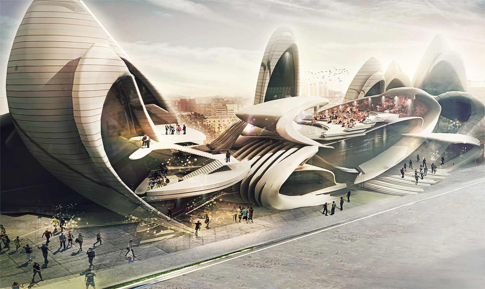 8 Conceptual Biomimicry projects that did not see the light of day - Sheet20
