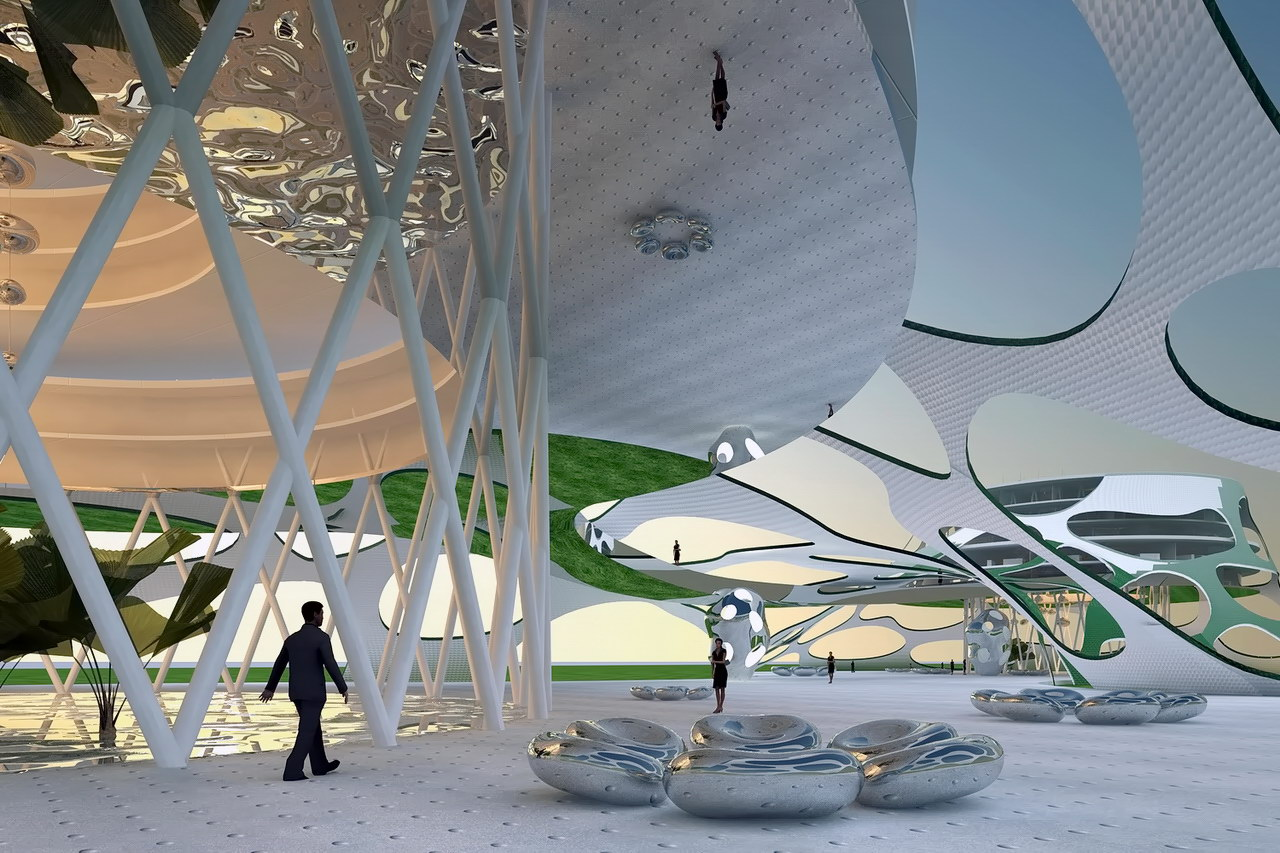 8 Conceptual Biomimicry projects that did not see the light of day - Sheet2