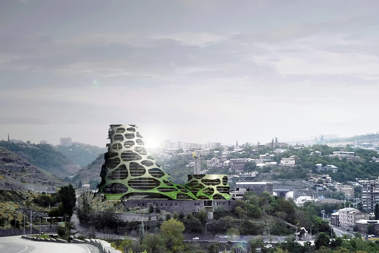 8 Conceptual Biomimicry projects that did not see the light of day - Sheet3