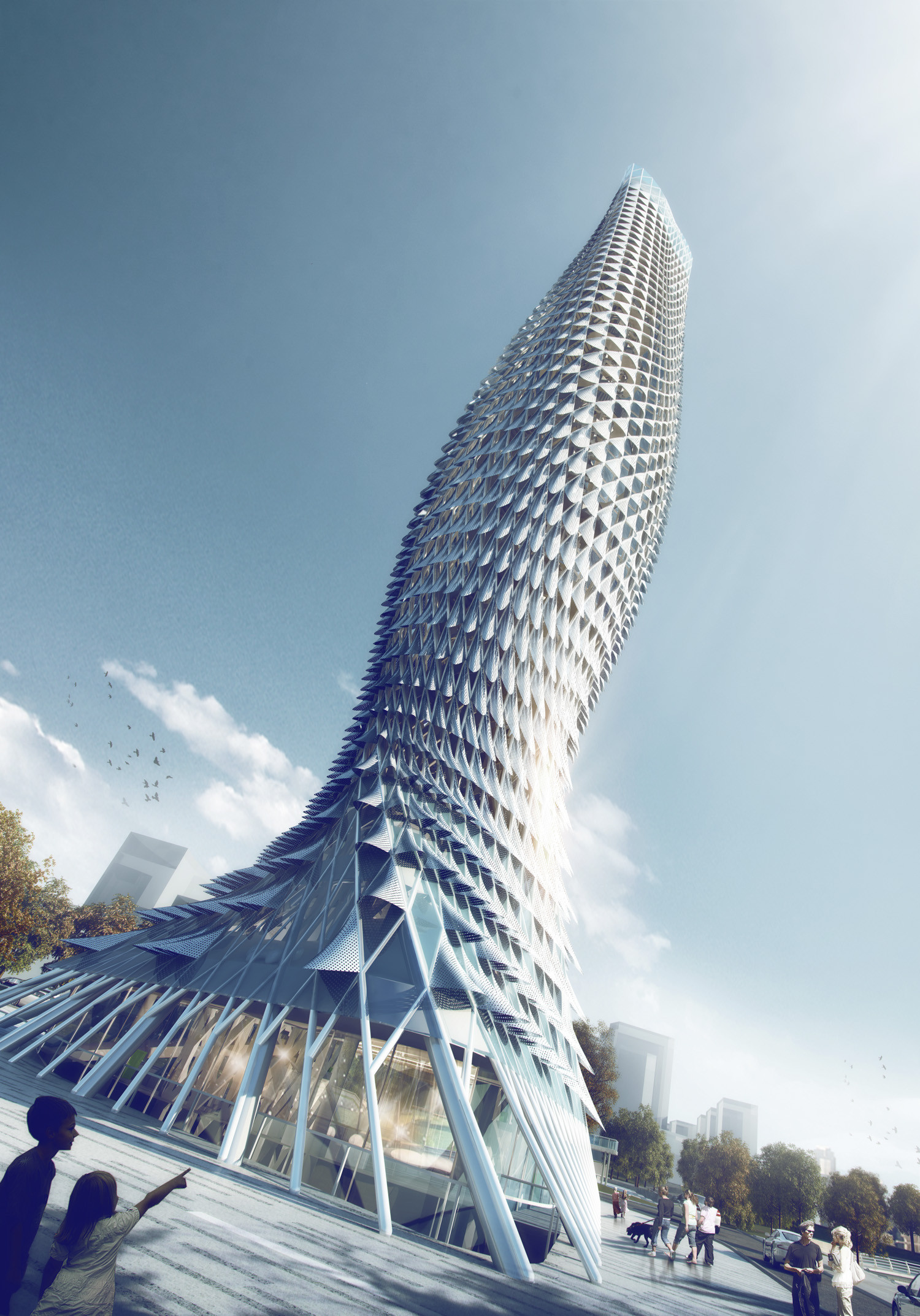 8 Conceptual Biomimicry projects that did not see the light of day - Sheet16