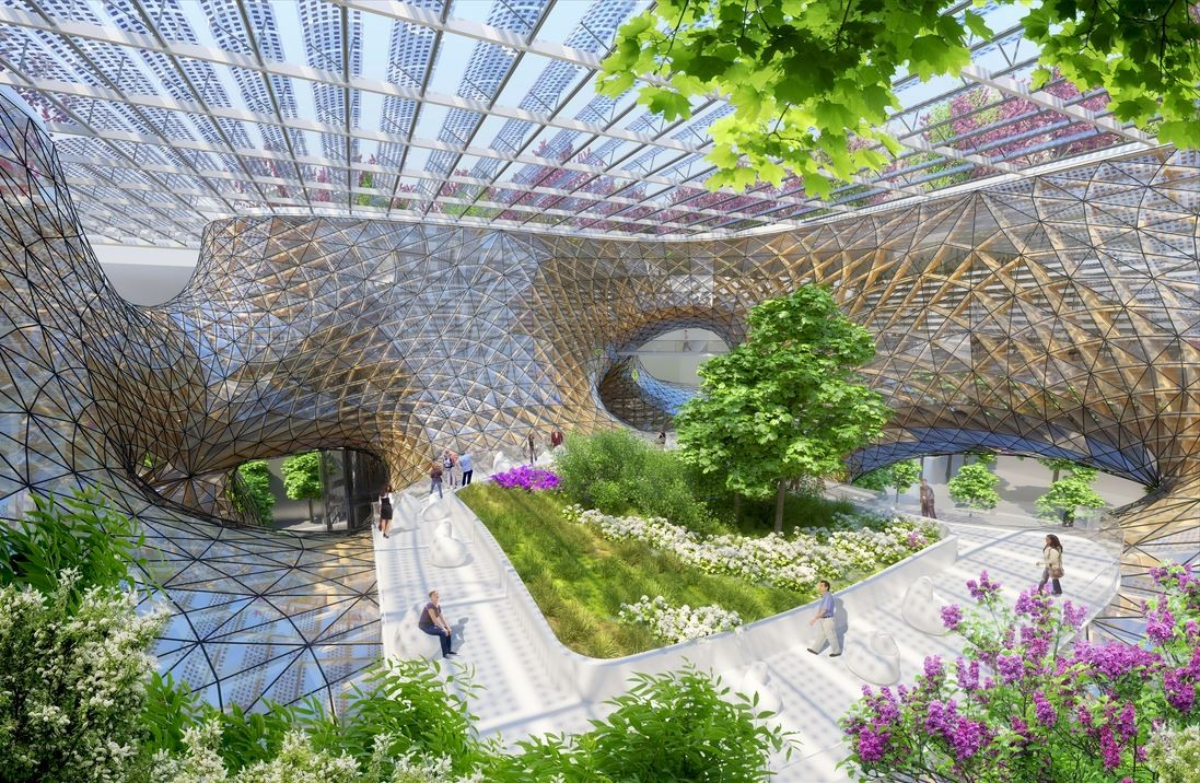 8 Conceptual Biomimicry projects that did not see the light of day - Sheet22