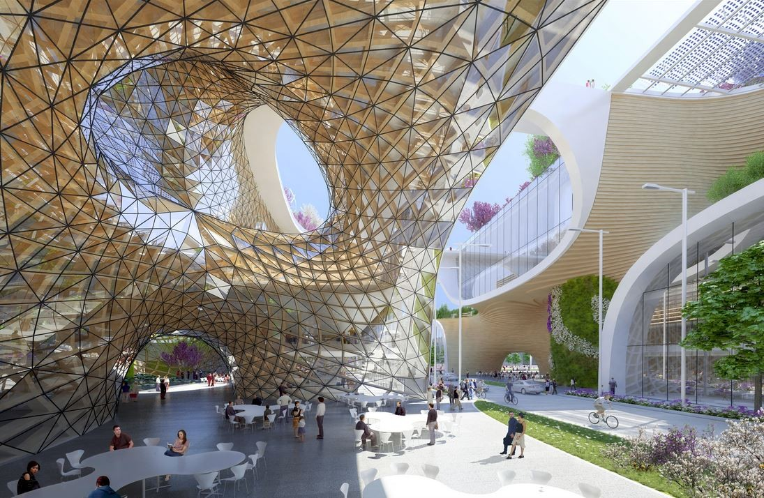 8 Conceptual Biomimicry projects that did not see the light of day - Sheet23
