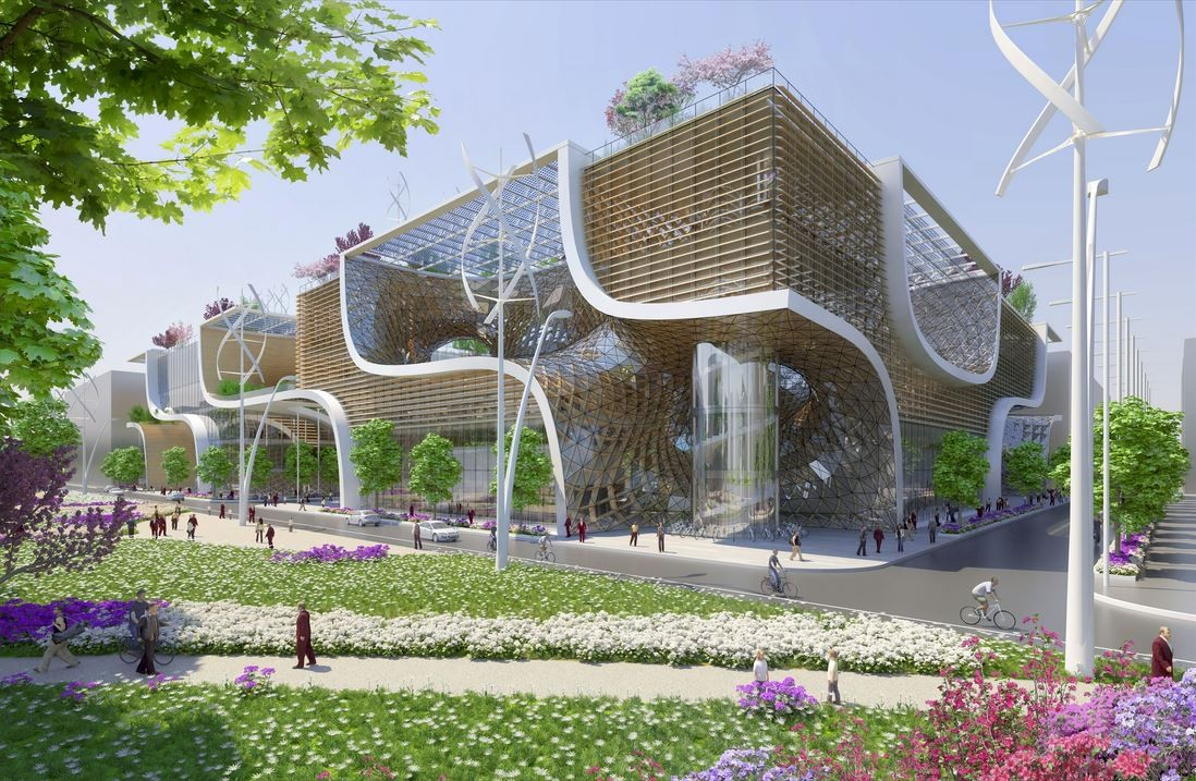 8 Conceptual Biomimicry projects that did not see the light of day - Sheet24