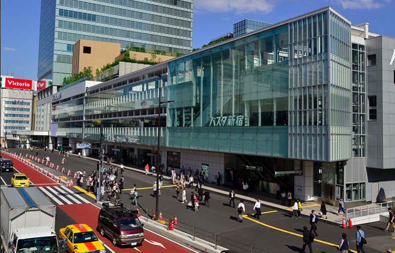 15 Innovative Conceptual Transit Oriented Designs around the world - Sheet35