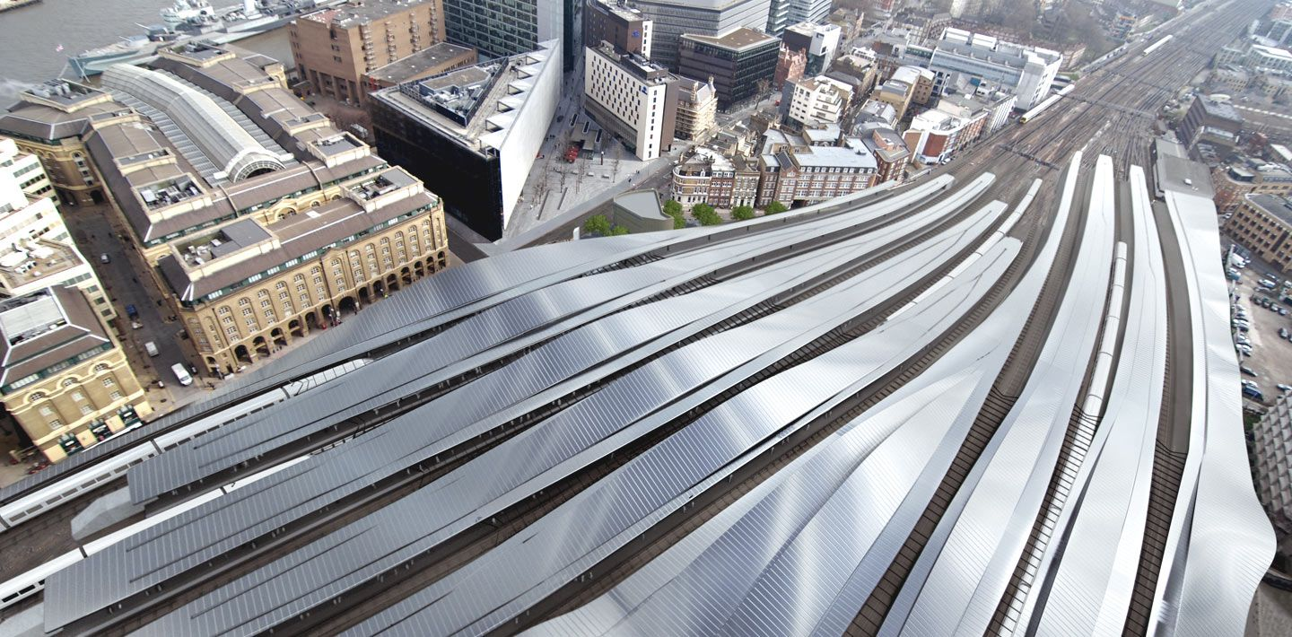15 Innovative Conceptual Transit Oriented Designs around the world - Sheet46