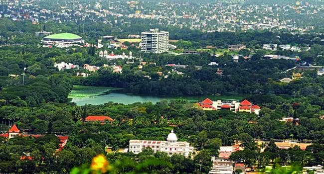 10 Greenest Cities in India every Architect must know about - Sheet1