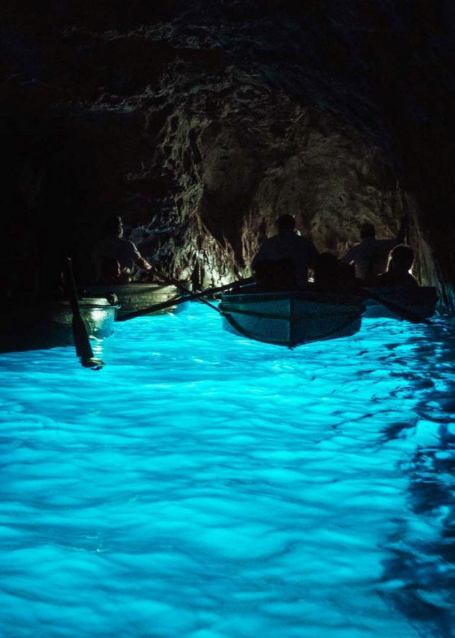 Blue Grotto, Capri Island - sheet3