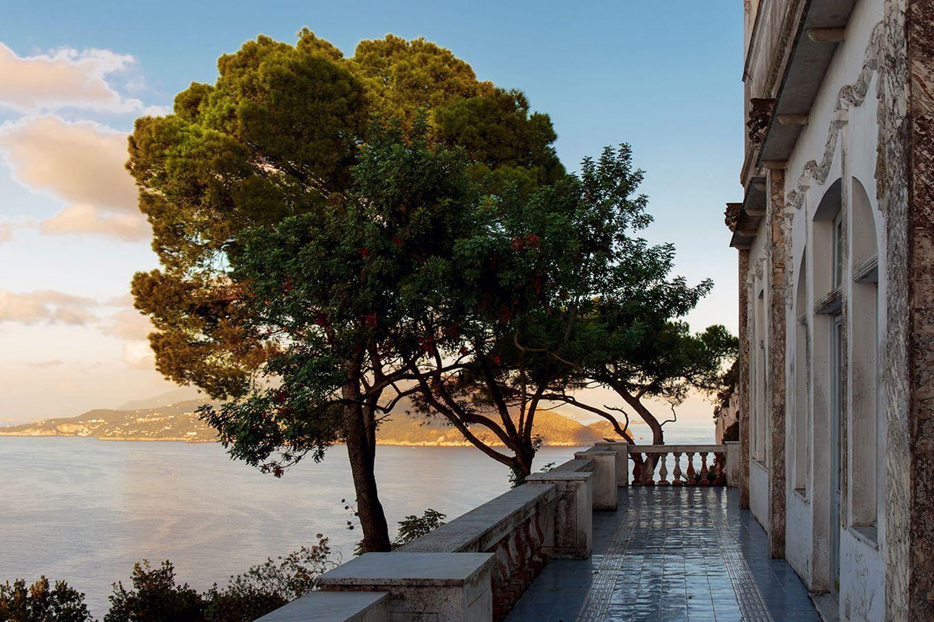 Villa Lysis, Capri Island - sheet 2