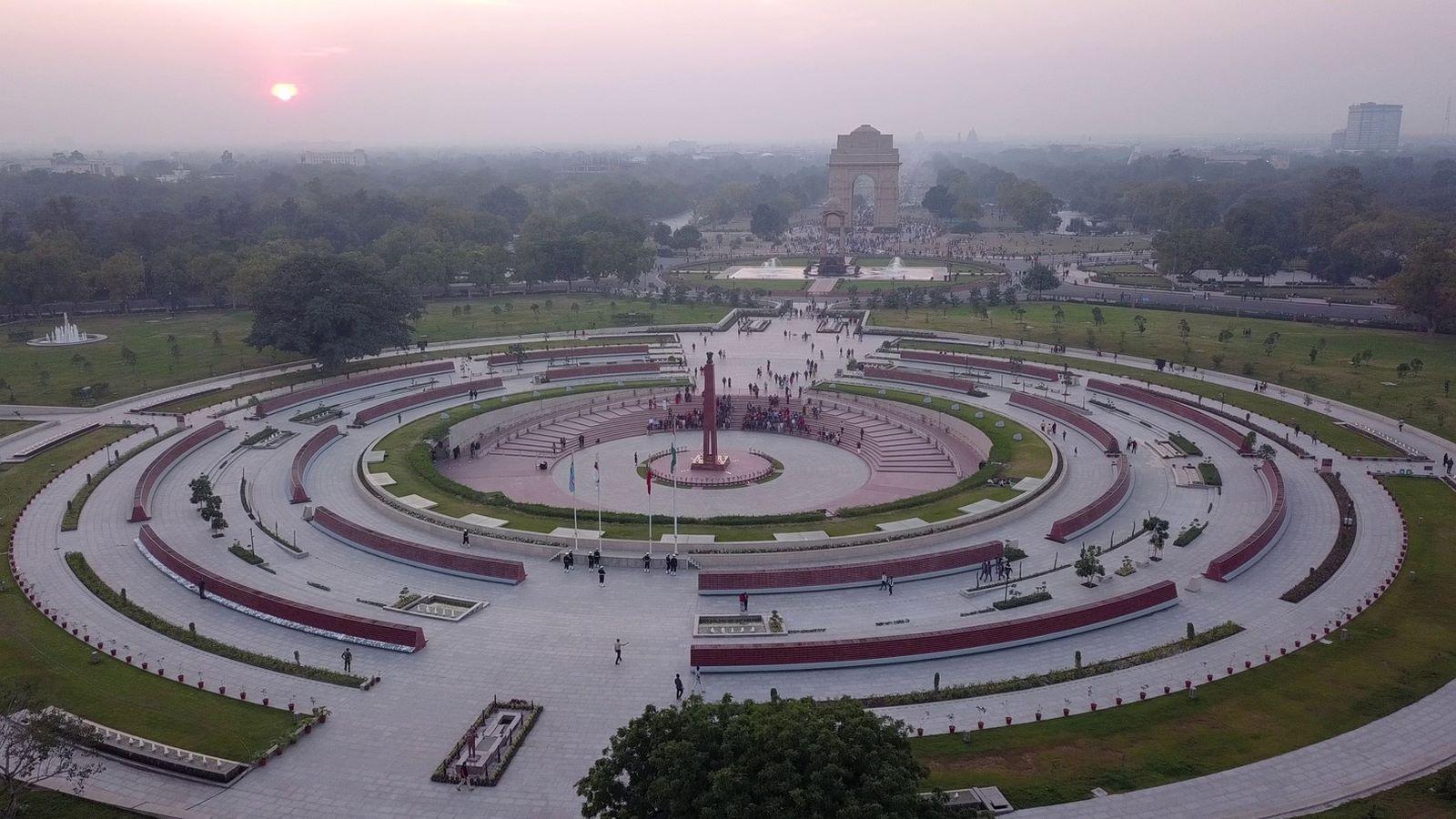 National War Memorial, Delhi, WEBE Design Lab - Sheet1