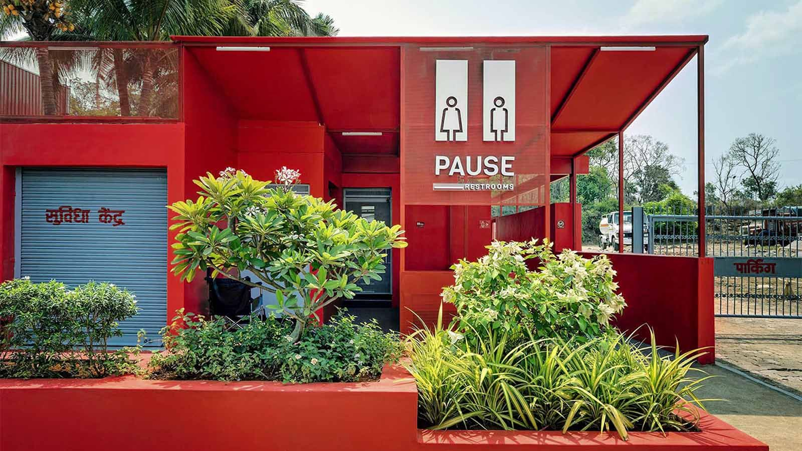 Pause – Restrooms, Karnala Bird Sanctuary, Bombay – Goa Highway, RC Architects - Sheet1