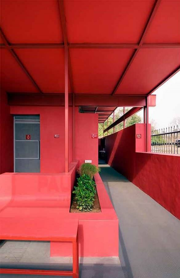 Pause – Restrooms, Karnala Bird Sanctuary, Bombay – Goa Highway, RC Architects - Sheet2