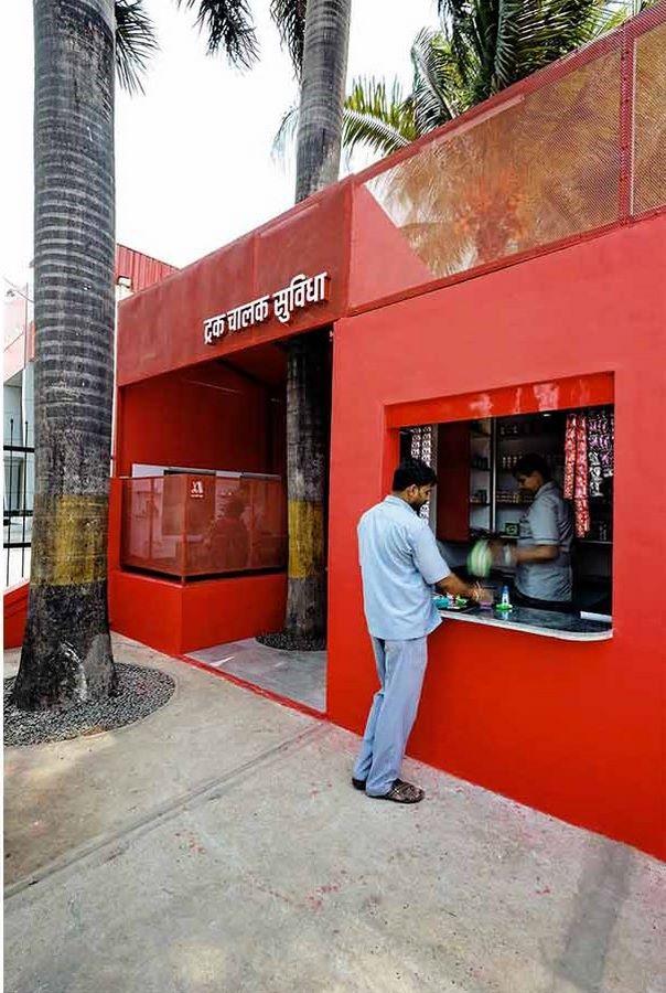 Pause – Restrooms, Karnala Bird Sanctuary, Bombay – Goa Highway, RC Architects - Sheet5